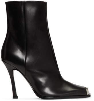 Calvin Klein Black Wilamiona Boots