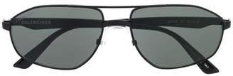 Balenciaga Eyewear top bar sunglasses
