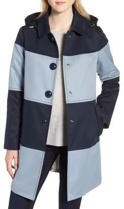 Kate Spade Colorblock Raincoat