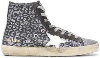 Golden Goose Francy Leopard sneakers