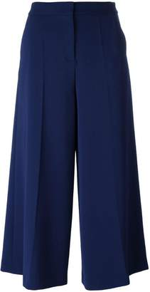 Moschino wide-legged cropped trousers