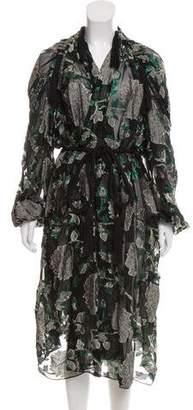 Lanvin Robe Dress w/ Tags