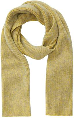 Jigsaw Oban Two Colour Knitted Scarf