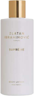Zlatan Ibrahimovic Parfums Zlatan Ibrahimovic Supreme Femme Body Lotion 250ml