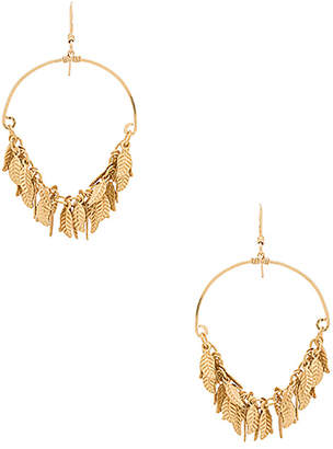 Mimi & Lu Goddess Earrings