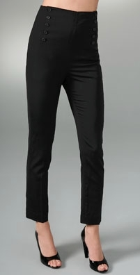 Elizabeth and James Slim Keith Trouser