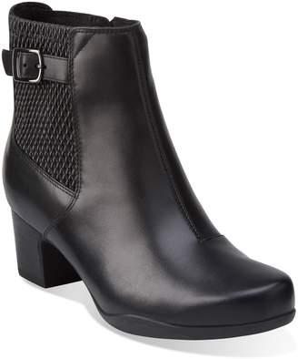 Clarks R) Rosalyn Lara Waterproof Boot