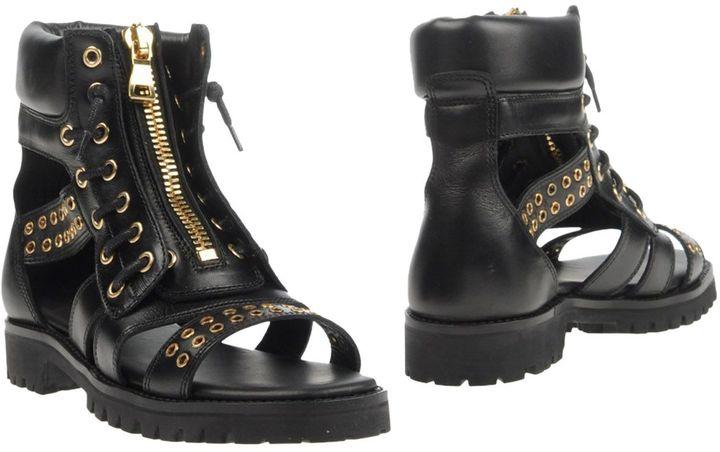 BalmainBALMAIN Ankle boots