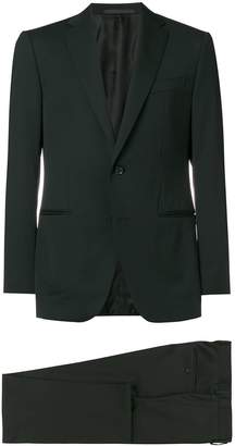 Caruso classic fitted suit