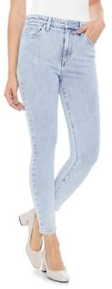 Joe's Jeans Bella High Waist Crop Skinny Jeans