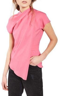 Women's Topshop Origami Top $68 thestylecure.com