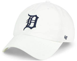 '47 Detroit Tigers White Clean Up Cap