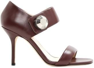 Christopher Kane Leather Heels