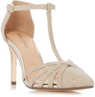 Cartier ROLAND LADIES DAZZLED - Strappy T Bar Court Shoe