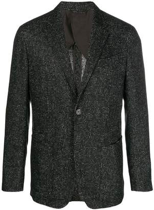 Ermenegildo Zegna patterned blazer