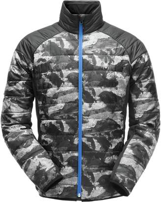 Spyder Glissade Full Zip Insulated Jacket - Men's