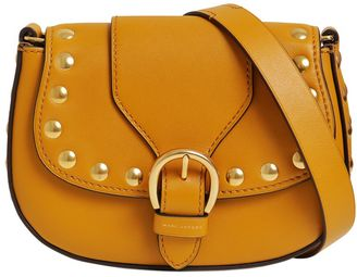 Marc Jacobs Small Navigator Studded Leather Bag