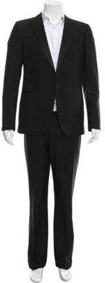 Louis Vuitton Mohair-Blend Tuxedo Suit