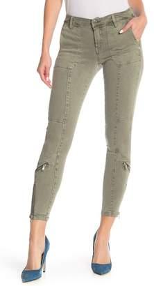 Blank NYC BLANKNYC Denim Light Olive Zipper Pants