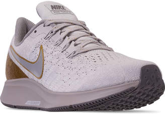 a0ead23b6e8ff Nike Women s Pegasus 35 Premium Metallic Running Shoes