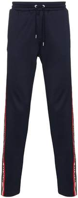 Moncler Side Stripe Logo Track Pants