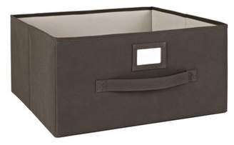 ClosetMaid Deep Fabric Drawer with Write-On Label, Canteen