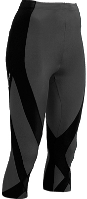 CW-X Women's CW-X 3/4 Length Pro Tights