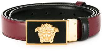 Versace reversible Medusa belt