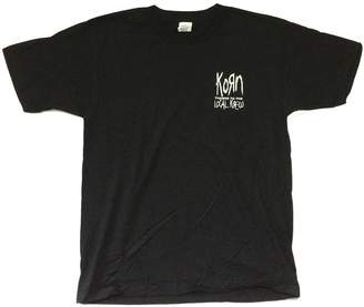 KR3W Real Swag Inc Korn Local Crew Pony T Shirt Concert Tour (XL)