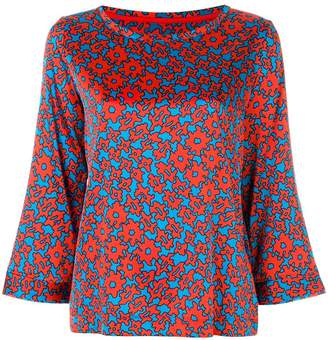 Marc Cain printed blouse