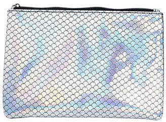 HBC UPPER CANADA SOAP Danielle Holographic Cosmetic Bag
