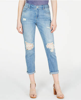 82bfe57ecb253 INC International Concepts Women s Distressed Jeans - ShopStyle