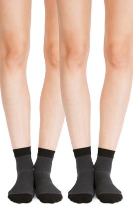 Belly Bandit® 2-Pack Compression Ankle Socks