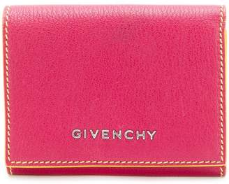 Givenchy flap wallet