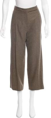 Reed Krakoff High-Rise Wool Pants