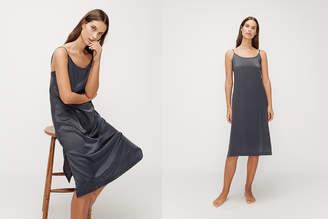Sheridan Embry Womens Slip Dress