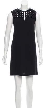 Diane von Furstenberg Hope Cutout-Accented Dress w/ Tags