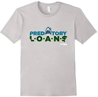 Bidiots Predatory Loans T-Shirt