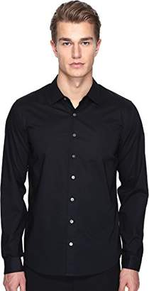 ATM Anthony Thomas Melillo Men's Classic Dress Shirt