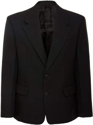 Prada Slim-Fit Wool Blazer