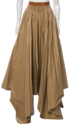 Loewe Pleated Maxi Skirt w/ Tags