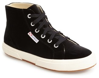 Women's Superga 2095 High Top Sneaker $138.95 thestylecure.com