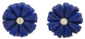 Brent Neale Women's Wildflower Small Stud Earrings