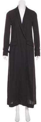 Max Azria Lightweight Long Coat