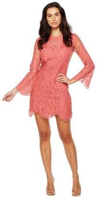 Donna Morgan A-Line Lace Dress Women's Dress
