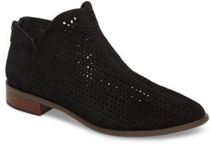 Kelsi Dagger Brooklyn Alley Perforated Bootie