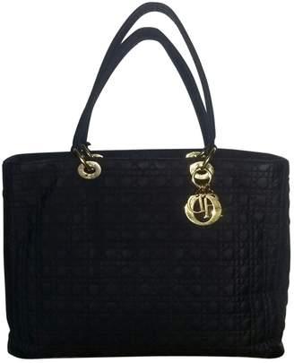 Christian Dior Soft Shopping cloth handbag