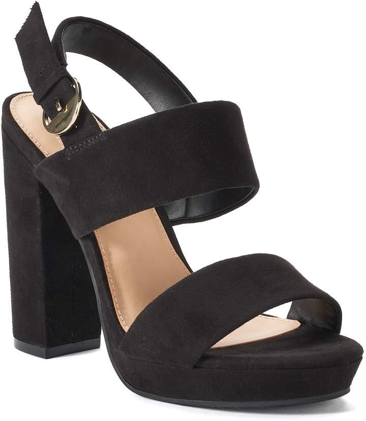 Apt. 9 Encourage Women's Platform High Heels