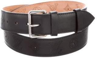 Louis Vuitton Mahina Leather Belt