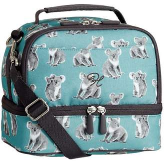 Pottery Barn Teen Gear-Up Koala Dual Compartment Lunch Bag
